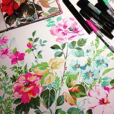 Jessica Priest Freelance Print Designer