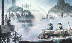 放送中のTVアニメ「少女終末旅行」より、第11話のあらすじと場面カットが公開となった。 「少女終末旅行」は、つくみずさんがWEBコミックサイト「くらげバンチ」(http://www.kurage-bunch.com/)に...