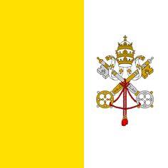 Staat Vaticaanstad met als hoofdstad Vaticaanstad.