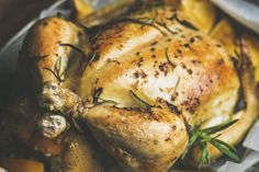 There are so many reasons to love roasted chicken. And here's one more! This roasted chicken recipe features PHILADELPHIA Whipped BOLD Cracked Pepper and Garlic Cream Cheese Product under the chicken skin for added flavour. Super moist, with a taste of orange and rosemary, this baked whole chicken is sure to be the become a new family favourite.