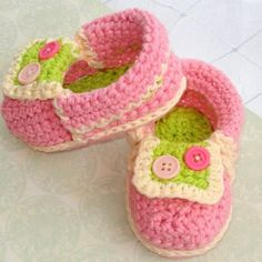 Instant Download Crochet Pattern Baby Moccasins di Genevive