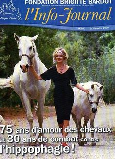 Info journal fondation Brigitte Bardot 3ème trimestre 2009 -