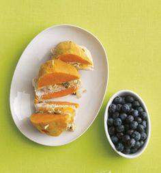 Lunch: Sweet Potato Stacker: Self.com