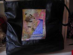 She kept on going anyway New Large Art Boho Hippie Bag by eltsamp, $93.00
