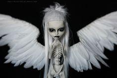 OOAK Skelita Yolandi Visser #OOAK #Skelita #Yolandi #Visser