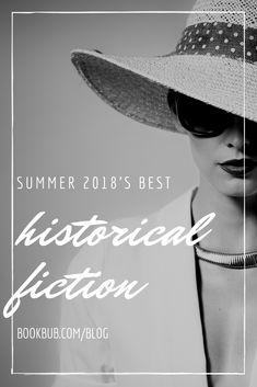 Love history books? Add these historical fiction novels to your book club reading list! #booklist #reading #summerreads