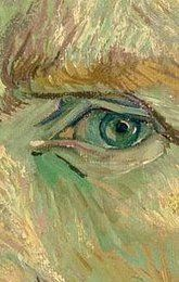 Vincent Van Gogh Self-Portrait eye looks so sad! Did you know he only made it to be 37 years old? Art Van, Van Gogh Art, Van Gogh Paintings, Easy Paintings, Vincent Van Gogh, Van Gogh Self Portrait, Sculpture, Impressionism, Les Oeuvres