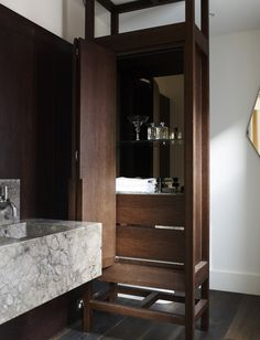 MANLY: A Selection Of Masculine Bathrooms For The Fellas