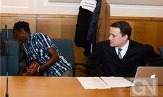 Somalian asylum seeker 'rapes two elderly disabled men in a care home'