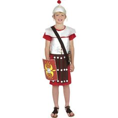 Roman Soldier Costume. http://www.novelties-direct.co.uk/roman-soldier-costume-sizes-available-s-m-l.html. http://www.novelties-direct.co.uk/Roman-Boy-Costume.html