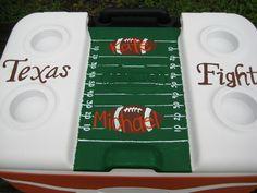 texas ou cooler | Football Field