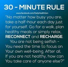 30-Minute Rule