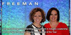 Freeman Executives Recognized with IAEE Awards #Freeman #eventprofs #IAEE #awards #Freemanavcanada #womeninav