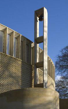 Bishop Edward King Chapel | Oxfordshire, United Kingdom | Niall McLaughlin Architects