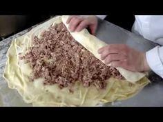 Pierekaczewnik z gotowaną wołowiną instrukcja wykonania - YouTube