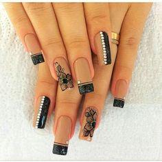 Marble Nail Designs, Nail Art Designs, Smart Nails, Pretty Nail Art, Art Template, Marble Nails, Nail Art Hacks, Love Nails, Summer Nails