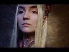 The Hobbit: Build Thranduil's badass Elven crown - YouTube Cosplay Tutorial, Cosplay Diy, Cosplay Ideas, Love Makeup, Beauty Makeup, Thranduil Cosplay, Belliage Hair, Lorde Hair, Makeup Tutorials Youtube