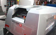 Jet Power - Ground Power Unit 400Hz   Design: RDD design network   Client: Hitzinger