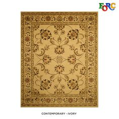 Contemporary & Traditional 5'3' x 7'3' Area Rug - Assorted Styles at 74% Savings off Retail!