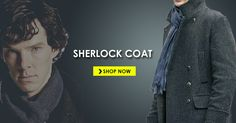 Sherlock Holmes Coat is made to enhance your personality with the touch of detective look. Have this Benedict Cumberbatch Holmes Coat in your wardrobe. Sherlock Holmes Costume, Sherlock Coat, Benedict Cumberbatch, Personality, January