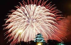 Japan's fireworks are a real blast! Check out some of the shows we've had across the country recently!