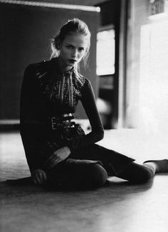 Natasha Poly by David Armstrong for Purple Fashion