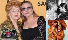 Debbie Reynolds. 84, was taken from her son Todd's Beverly Hills home on Wednesday with a reported stroke. The actress was planning her daughter Carrie Fisher's funeral at the time.