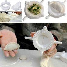 1PCS Pack dumpling machine Small tool Home plastic Dough Press Dumpling Pie Ravioli Mold Mould Maker Cooking Pastry tools(China (Mainland))