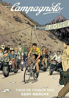 Eddy Merckx the animal