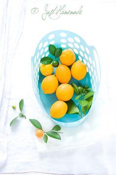 Lovely Meyer Lemons