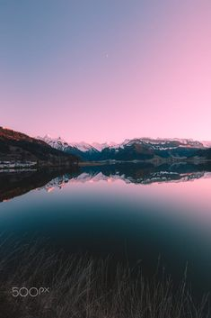 The mountains of the Hoch-Ybrig area are reflection in the Sihlsee. Post edit in Lightroom. Lightroom, Iris, Reflection, River, Mountains, Nature, Outdoor, Outdoors, Irise