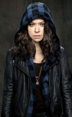 TATIANA MASLANY (ORPHAN BLACK) - officially on board the fangirl train. OMG. LOVE her! She's amazing! #girlcrush