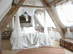 Pin by mariah krampf on Design Attic bedroom small Attic bedroom Attic bedrooms