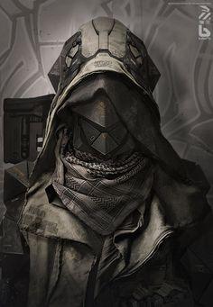 Assassin. by duster132.deviantart.com on @DeviantArt