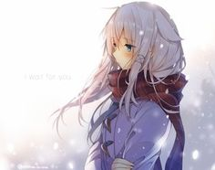 looking away Anime pictures and wallpapers search
