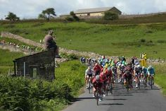 30 Beautiful Images Of The Tour De France In Yorkshire  Please follow us @ http://www.pinterest.com/wocycling