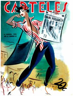 7037.Carteles.Woman dressed like sailor hiding rope.POSTER.art wall decor