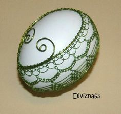 Wire Wrapped Jewelry, Wire Jewelry, Egg Decorating, Wire Wrapping, Easter Eggs, Diy And Crafts, Stone, Decoration, Wood