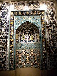 love the moroccan architecture