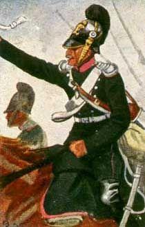 Bayerische Kavallerie