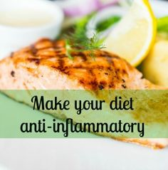 How to eat an anti-inflammatory diet from the director of CSU's Kendall Anderson Nutrition Center.