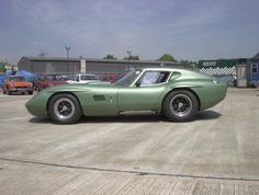 1964 AC Cobra Daytona Coupe.