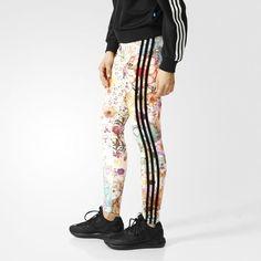 adidas 3-Stripes Leggings - Multicolor | adidas US