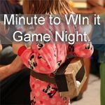 Minute to Win It family nightHousing a Forest