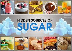 Most people would say that don't eat anywhere close to 14 tablespoons of sugar daily, because it isn't like they are shoveling it down their face. They are being misled into believing many of the so called healthy items they are consuming are low in sugar. Unfortunately, many of these items contain hidden sources of sugar that make them as rich as a handful of candy.  http://drjockers.com/10-hidden-sources-of-sugar-you-didnt-know-about/  #Sugar #Hidden #Sweet #Heal #Healthy #Health…