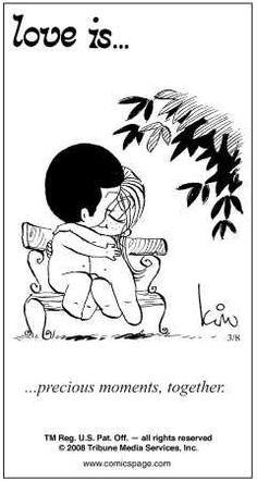 Love is... Kim Casali (2008)