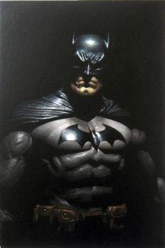Batman - The Dark Knight by Greg Staples