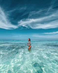 Take a nice dip into Seychelles' crystal clear water under the blue skies Photo credit: justinaraz Seychelles Tourism, Seychelles Islands, Sky Photos, Cool Photos, Little Island, Crystal Clear Water, Another World, Photo Credit, Clouds