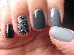 L.A Girls Ombre - Midnight set review