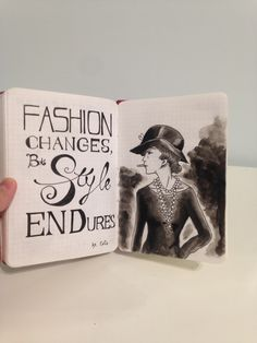 Fashion changes, but style endures – Coco Chanel.